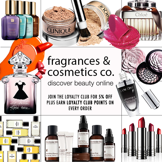 Fragrances cosmetics co