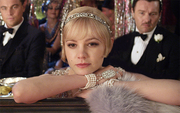 The Great Gatsby Inspired Makeup Look 1920s Makeup Looks How To - 20s-makeup